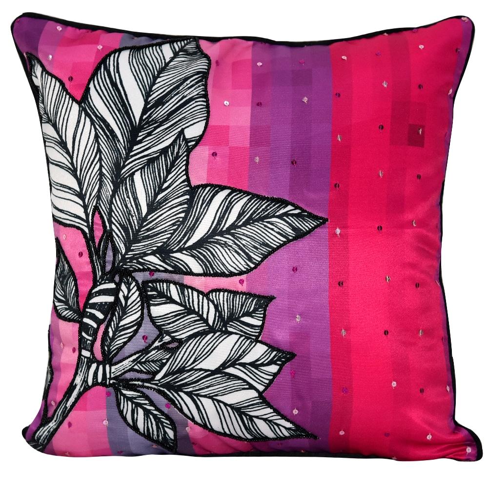 Digital Print Cushion Cover For Home Furnishing Car Chair Bedroom Cushions 16 X 16