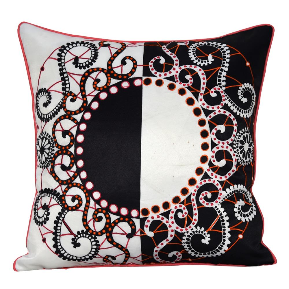 """Decorative Designer Cushion Cover 16/"""" Designer Harlequin tissu contemporain"""