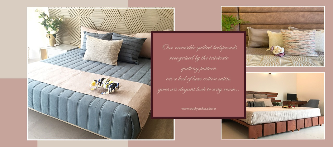 buy online full bedding sets in India