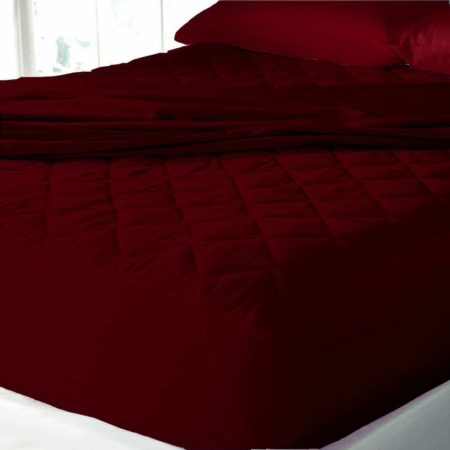 MAROON MATTRESS